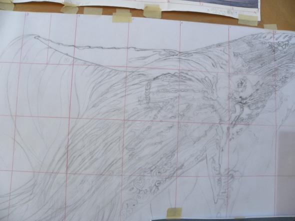 Whale Detail
