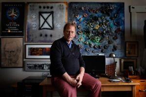 Director Mark Kitchell, A Fierce Green Fire