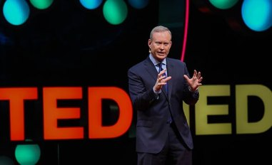 Click here to watch the TED talk